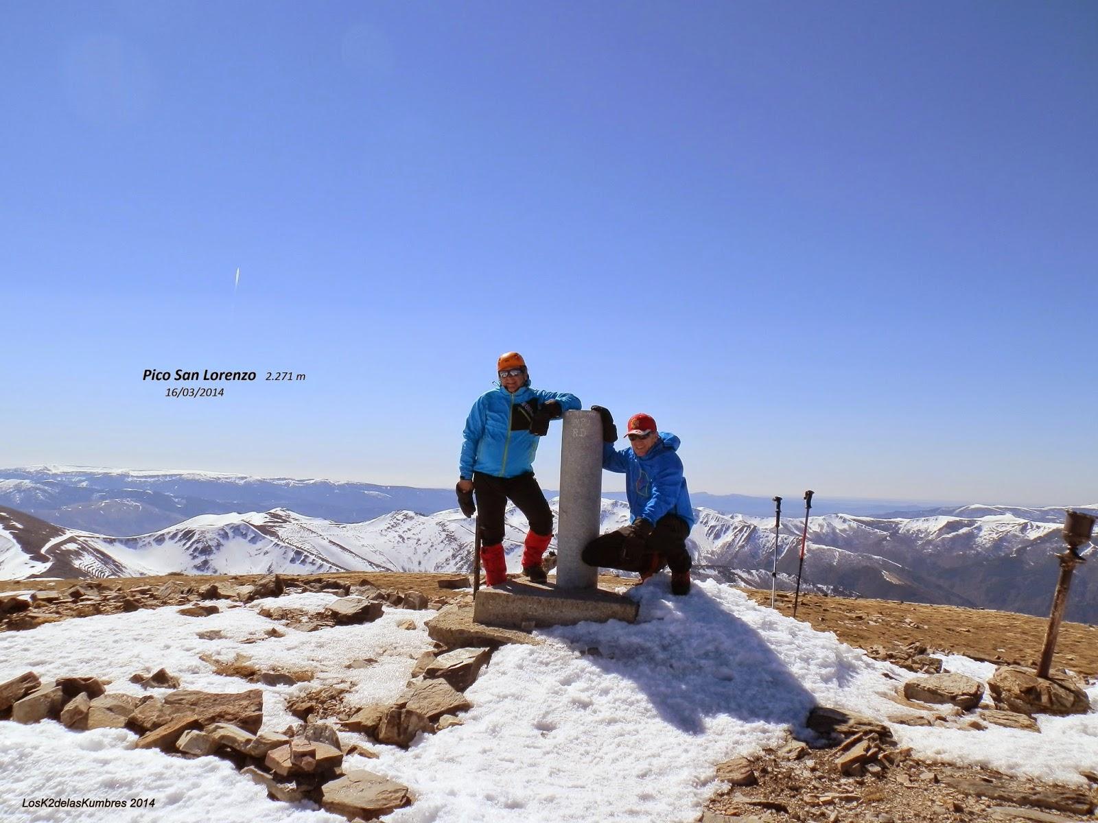 Cumbre del San Lorenz