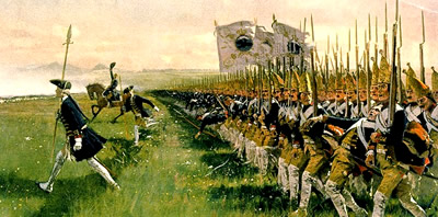 Prussian invasion of Silesia