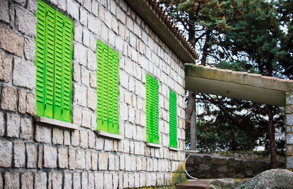 Green Windows, El Barraco, Avila 2014