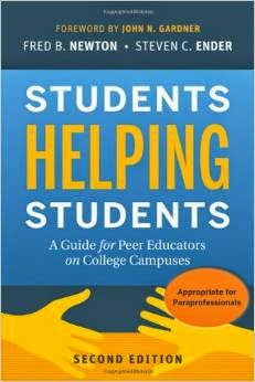 Students Helping Students: A Guide for Peer Educators on College Campuses  Fred B. Newton