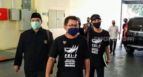 Pemuda Minang Resmi Polisikan Puan Maharani