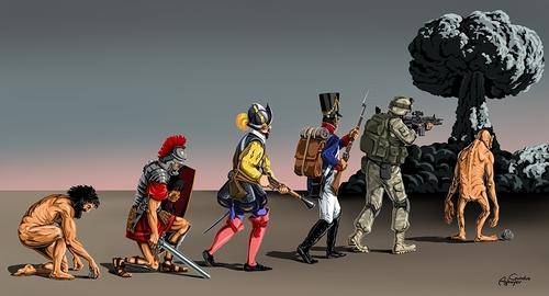 00-Gunduz-Agayev-Satirical-Illustrations-Shine-a-Light-on-Complex-Problems
