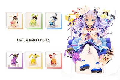 Chino & RABBIT DOLLS