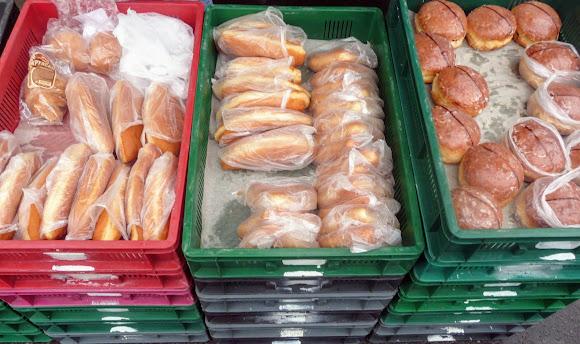 Белгород-Днестровский. Пирожки для работников фабрики «Белста»
