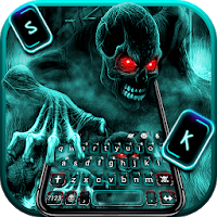 Zombie Skull Keyboard Apk Download for Android