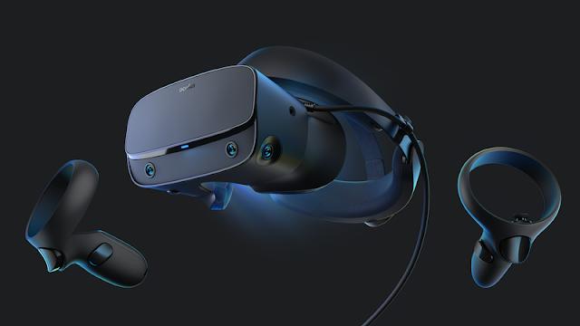 3.Oculus Rift S