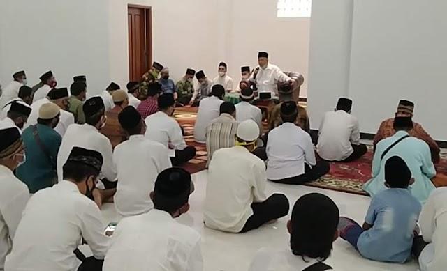 Sedekah Selama Ramadan Habiskan RP 8 M, Kiai Asep: Inilah Manisnya Iman