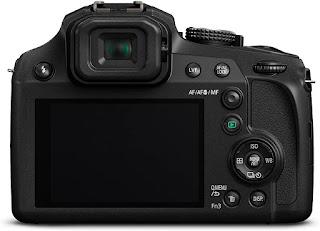 Panasonic Lumix FZ80 DSLR 4K Digital Camera