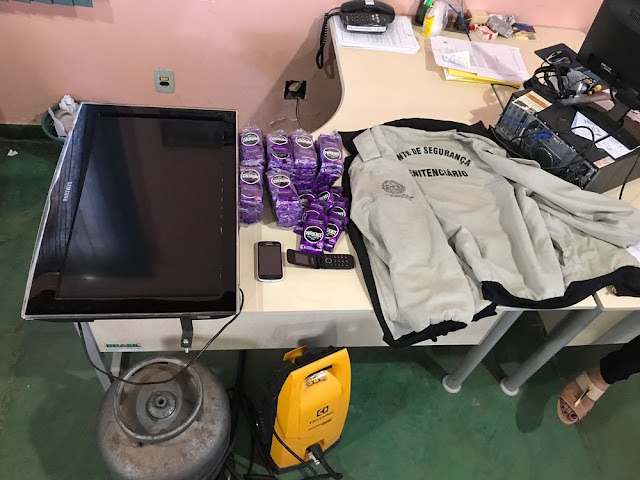 Polícia Civil recupera objeto furtado e prende suspeito de receptação