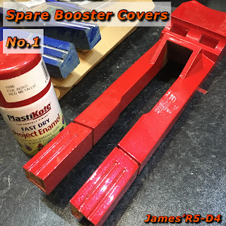 Booster cover