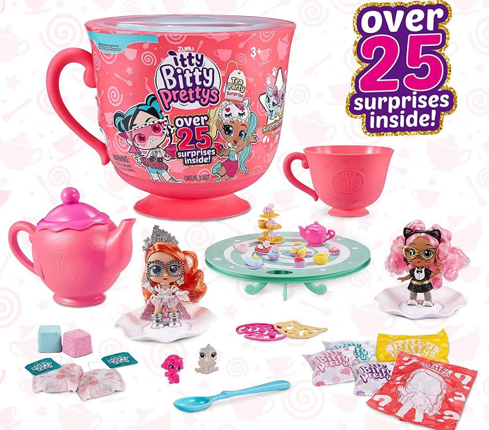 Куклы Itty Bitty Prettys 25 сюрпризов