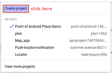 Point of Android: Place Search, AutoComplete Place