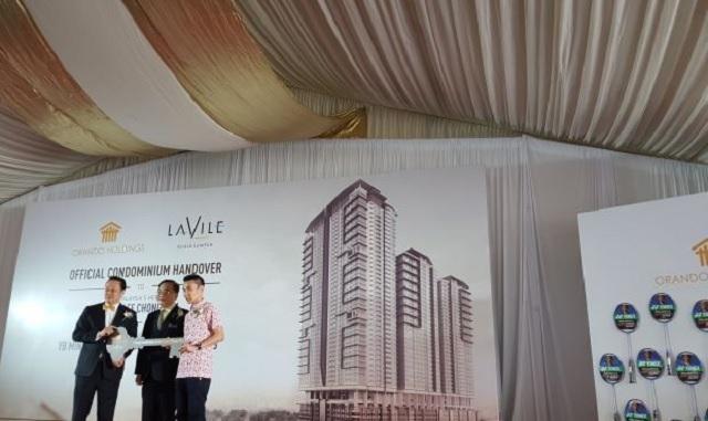 Datuk Lee Chong Wei Terima Ganjaran Kondo Bernilai RM1.5 Juta