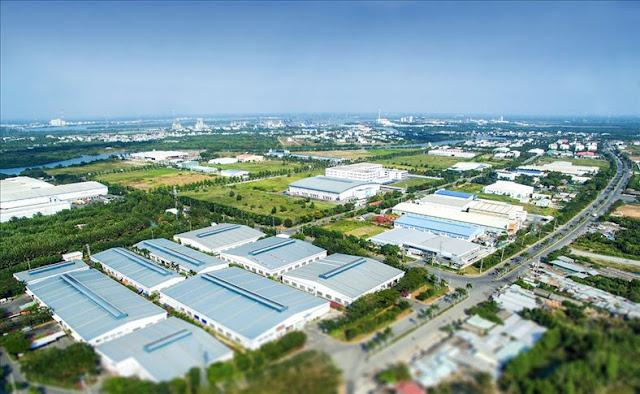 trung tâm công nghiệp