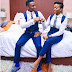 Beautiful Lady Plays Groomsman Role at Her Twin Brother's Wedding (Photos)