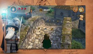LEGO The Lord of The Rings apk + obb