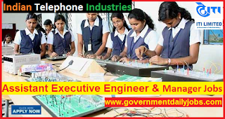 ITI Limited Engineer Recruitment 2018 | Apply for 45 Manager Posts