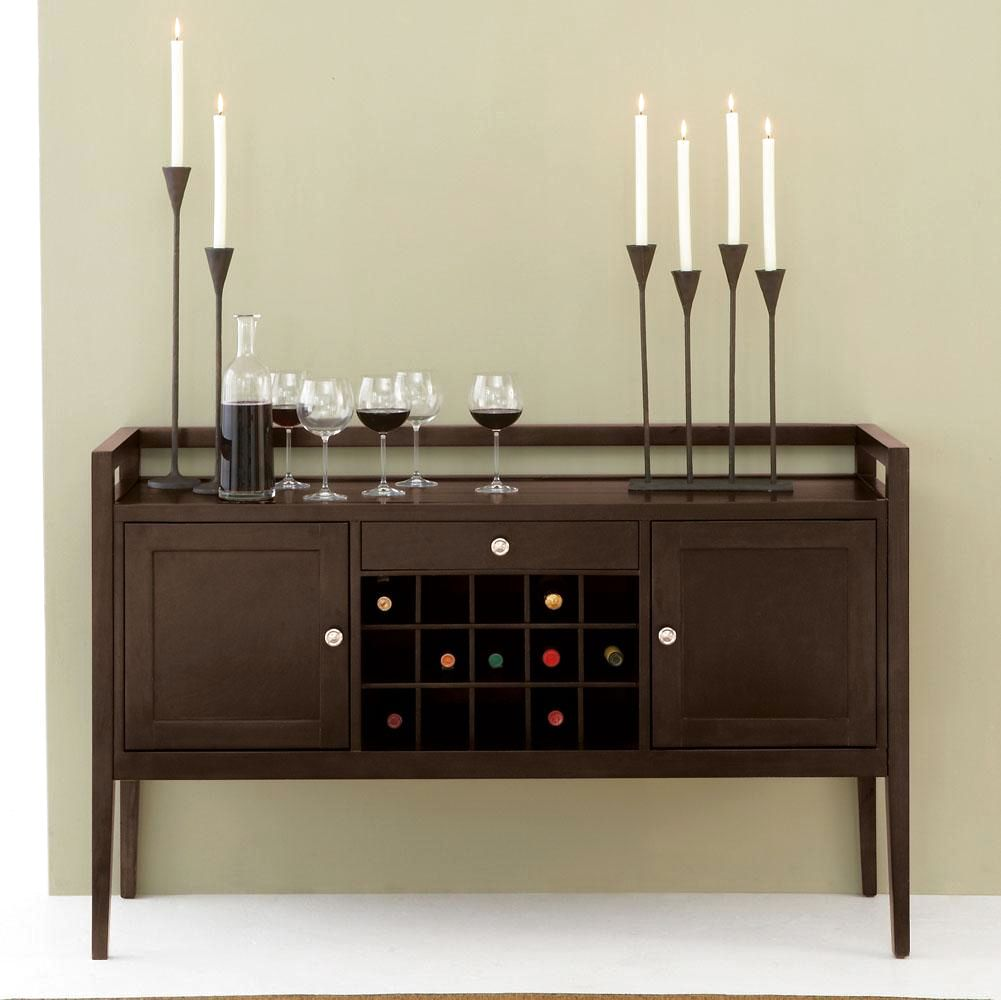 Dining Room Side Board: Abella Design: Sideboard, Buffet, Servers And Credenza