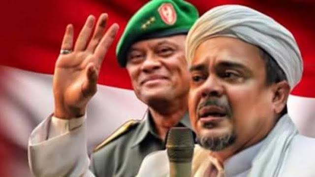 HRS Pulang, KAMI se-Jawa Nyatakan Siap Berkoalisi Lawan Kezaliman