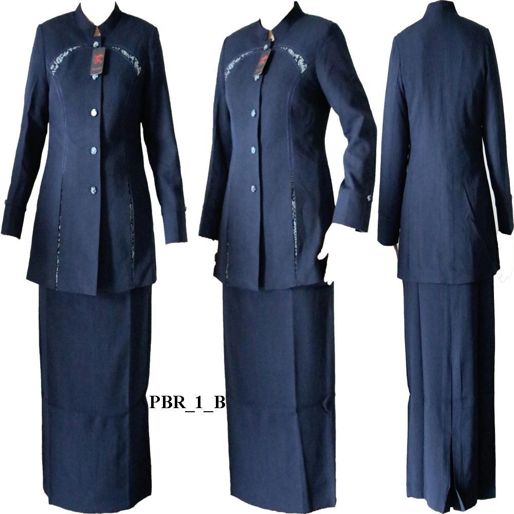 Fashion Tren Model Baju Dinas PNS Wanita Modern
