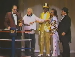 WWF - Slammy Awards 1987 - Manager of the Year Award