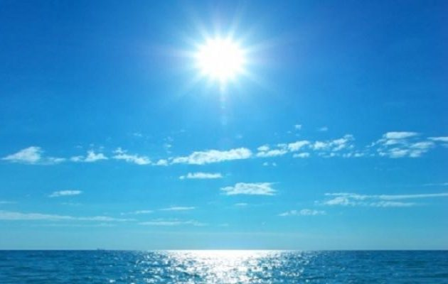 Kαιρός Αργολίδα: Ανεβαίνει η θερμοκρασία