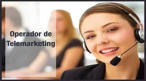 Operador de telemarketing ativo
