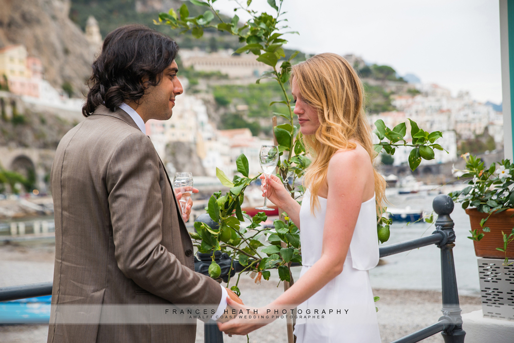 Amalfi wedding