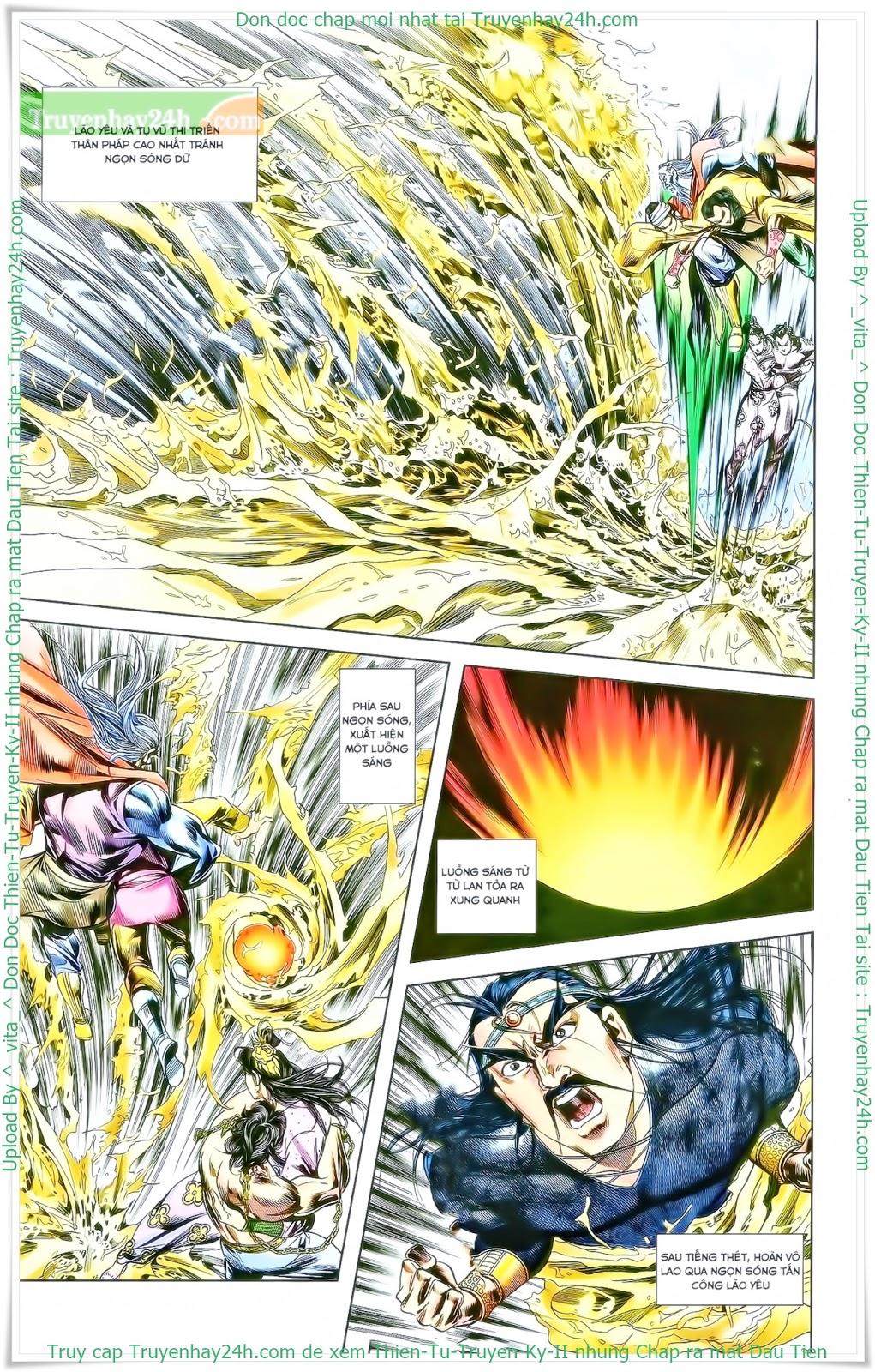 Tần Vương Doanh Chính chapter 27 trang 30