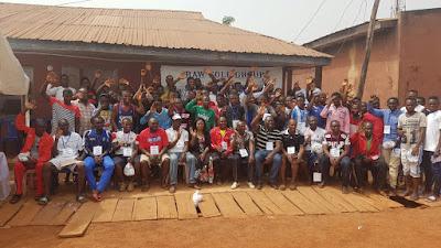 Excitement As Capt. Samuel Edeh Memorial Peace Cup Kicks Off In Otukpo, Benue State