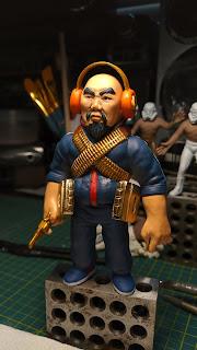 Bboy Wing Kong custom figure