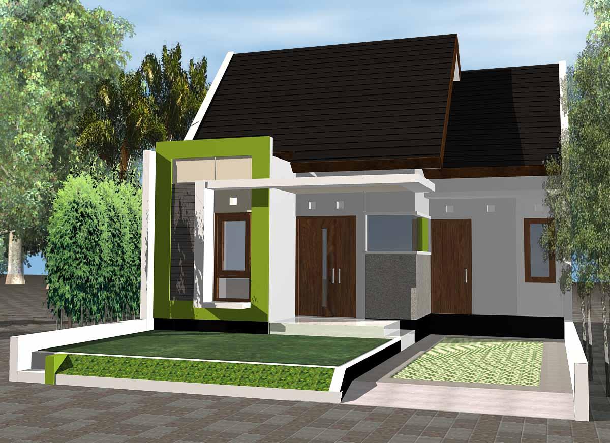 Kumpulan Foto Rumah Minimalis Modern 1 Lantai Desain Rumah Minimalis