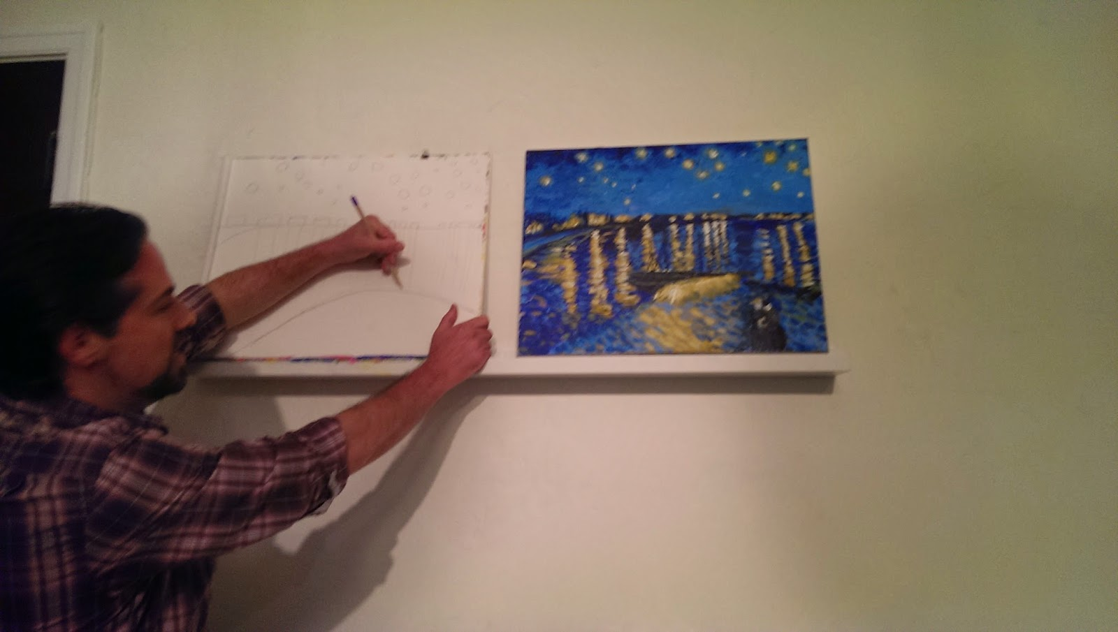 Paint And Sip Los Angeles Art Class And Wine Glass Free