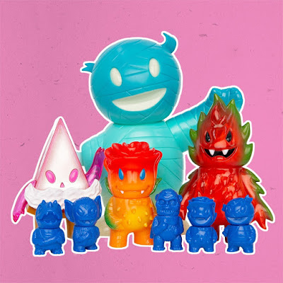 Super7's Surprise Black Friday Sofubi Vinyl Figure Collection!