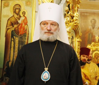 Metropolitan Christopher of the Czech Republic and All Slovakia