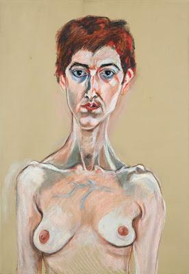 Autorretrato (1980), Marcia Schvartz