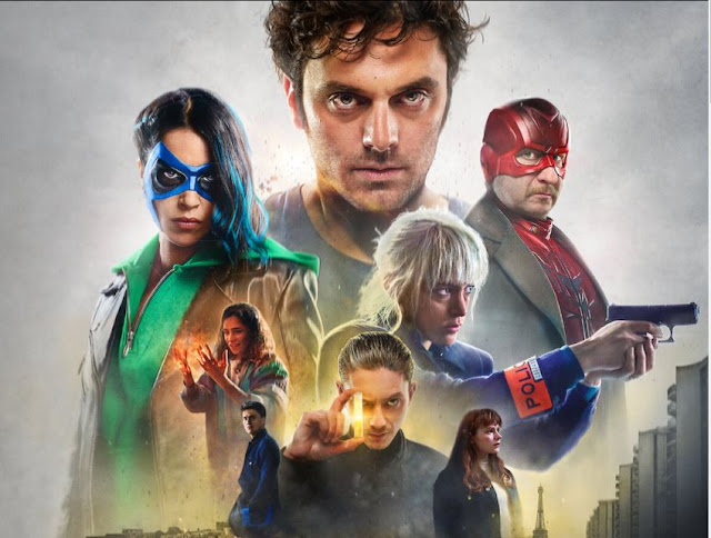 How I Became a Superhero: Release date and time on Netflix?