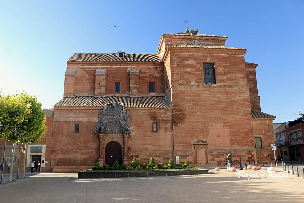 Iglesia de Santa Quiteria de Alcázar de San Juan
