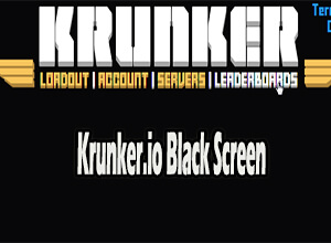 Krunker.io Black Screen Issue KRUNKER.IO GUIDE On Dec 2, 2018  55,706
