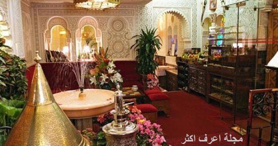 أشهر المطاعم العربية في باريس