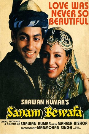 Download Sanam Bewafa (1991) Hindi Movie 720p WEBRip 1.5GB