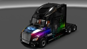 Abstract Skin for Cascadia 2018