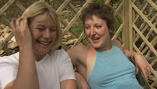 Dilys and Ann-Marie