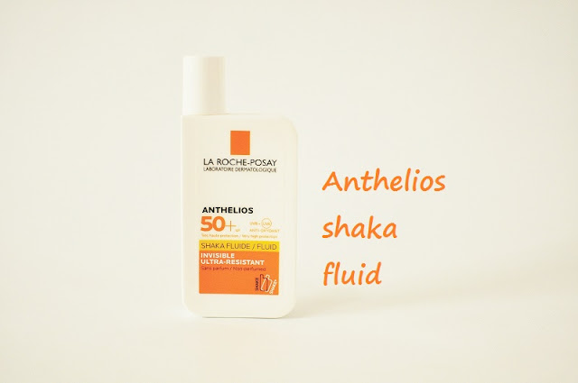 Nowy Anthelios shaka fluid SPF 50+ La Roche-Posay