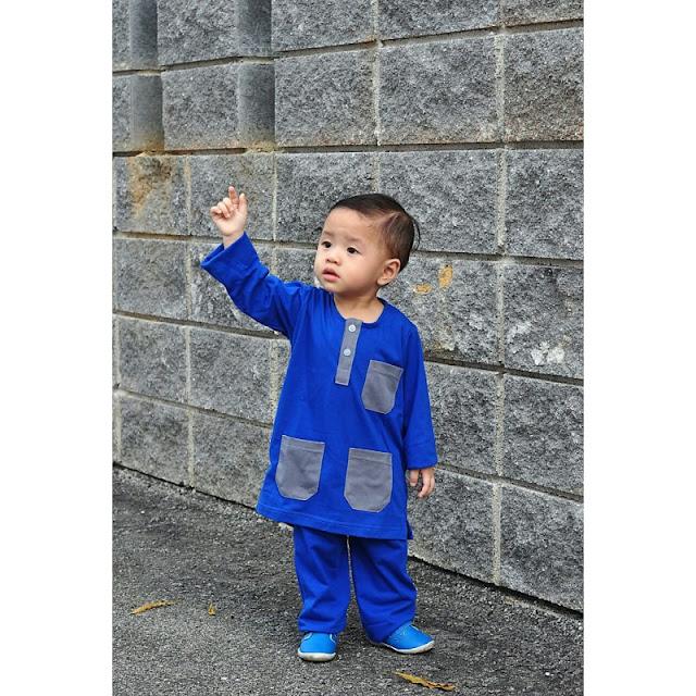 Koleksi Fesyen Pakaian Raya Untuk Kanak - Kanak Lelaki Dan -7119
