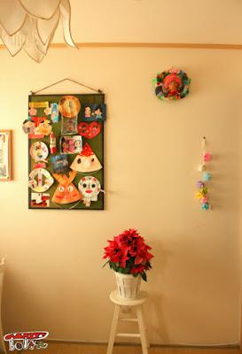 クリスマス手作り飾り