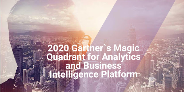 Gartner Magic Quadrant Analytics and Business Intelligence platform