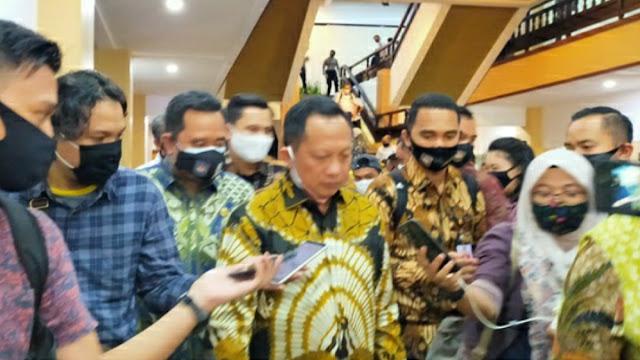 Buronan Kakap Djoko Tjandra Punya EKTP Dan Paspor, Tito Pilih Enggan Berkomentar