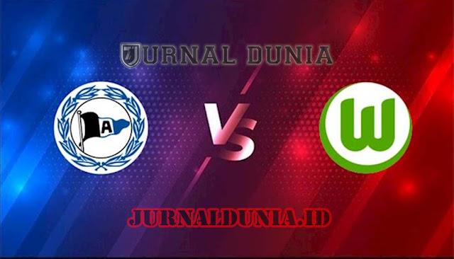 Prediksi Arminia Bielefeld vs Wolfsburg , Sabtu 20 Februari 2021 Pukul 02.30 WIB @Mola TV