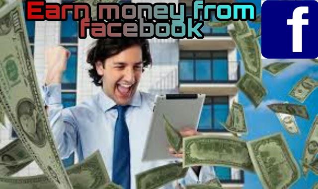 Earn money from facebook in stream ads